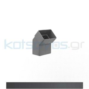 ΥΔΡΟΡΡΟΗ ΓΚΡΙ ΚΛΕΙΣΤΟΥ ΤΥΠΟΥ 6x10 PVC